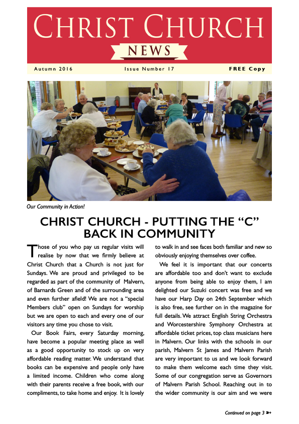 Christ Church Magazine Issue 17