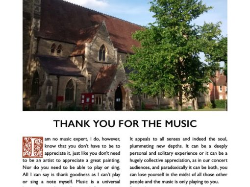 Christ Church Issue 20
