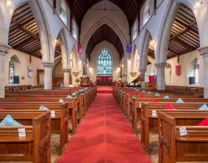 Christ Church Malver Interior 2016