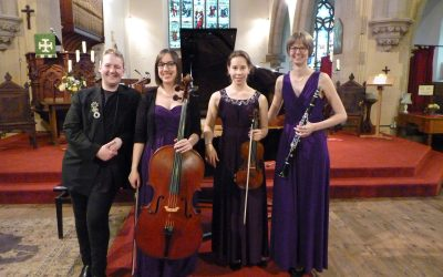 Christ Church concert raises funds for Worcestershire Cancer Aid