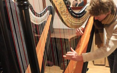 Come and Try a Harp at Christ Church  Saturday 24 September