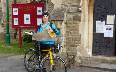 Worcestershire & Dudley Historic Churches Trust Ride & Stride 10th September