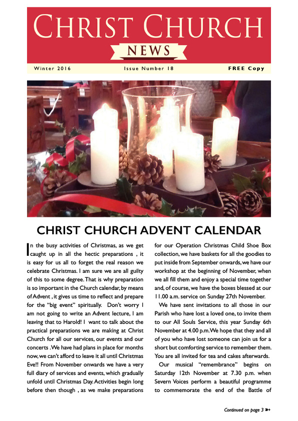 Christ Church Issue 18