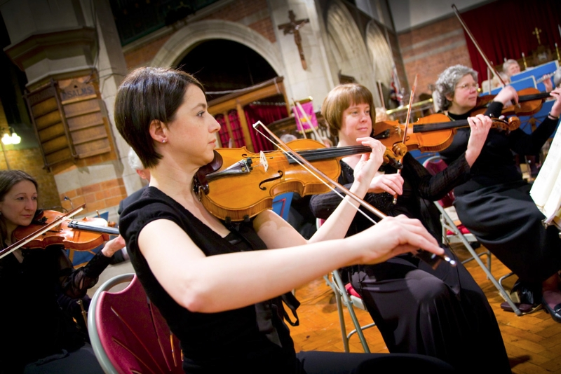 Worcestershire Symphony Orchestra – Saturday 11th February St Martin's Church, Worcester