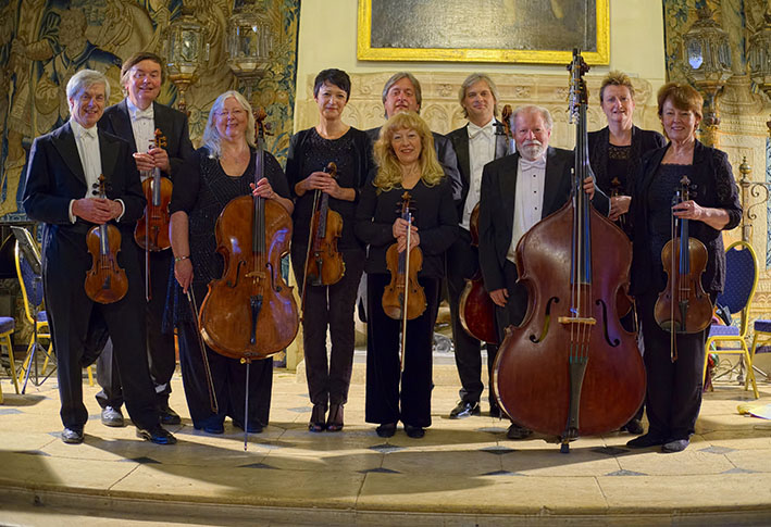 Performance March 19th at Christ Church Malvern, Orchestra Pro Anima