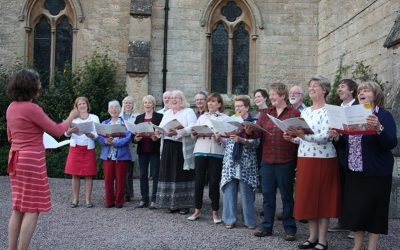 Spring into Summer with The Hills Singers – Saturday May 13