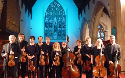 Orchestra Pro Anima Sunday 19 November 2017 Christ Church Malvern
