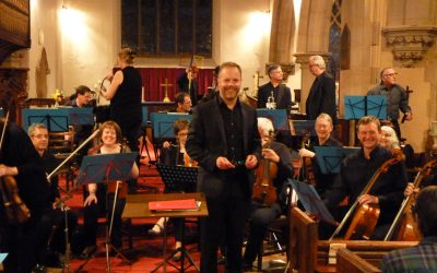 Worcestershire Symphony Orchestra give a wonderful concert
