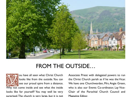 Christ Church Magazine Issue 23