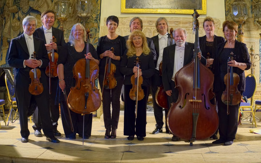 Orchestra Pro Anima with Tim Sidford (Piano) on Sunday 18 November at 3pm