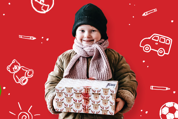 Operation Christmas Child Shoe Box Drop Off Centre 2018