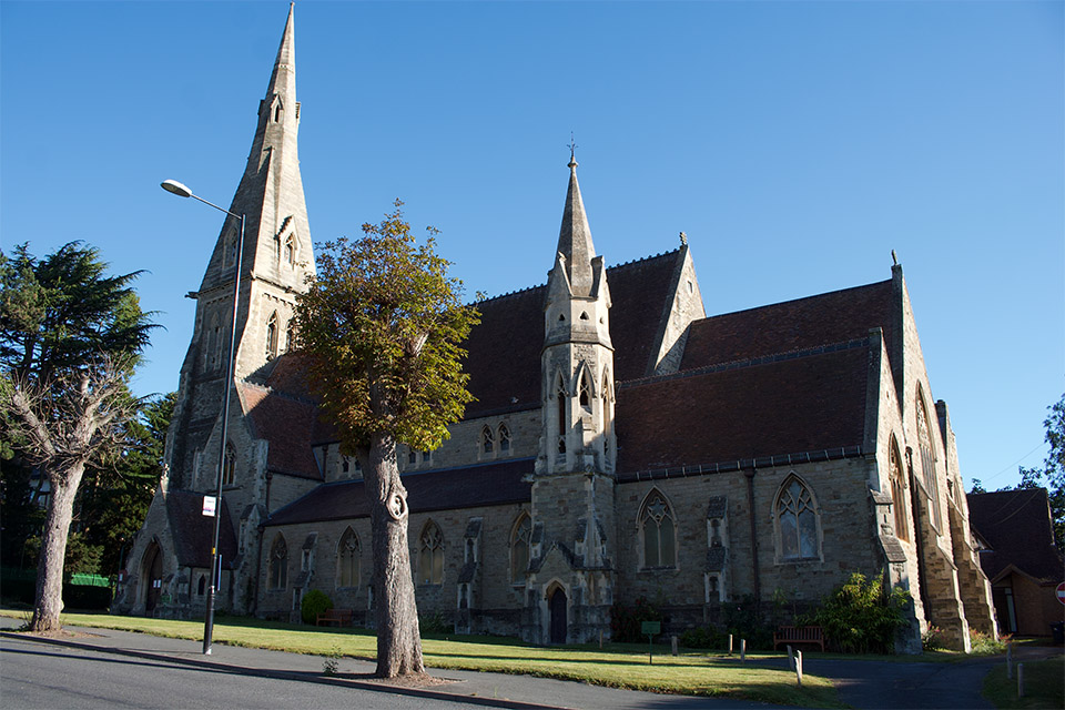 Christ Church Services Sunday at 11.00 – Holy Communion from 6 September